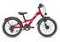 s'cool XXlite comp 20-7 Børnecykel rød